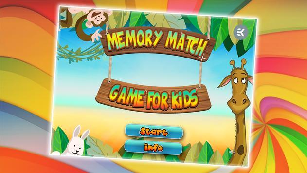 Memory Match poster