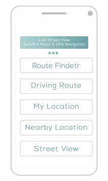 Live Street View Satellite Maps screenshot 1
