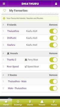 Dhathuru apk screenshot