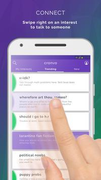 Cronvo screenshot 3