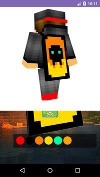 3D Cape Editor for Minecraft screenshot 4