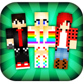 Skin Packs for Minecraft icon