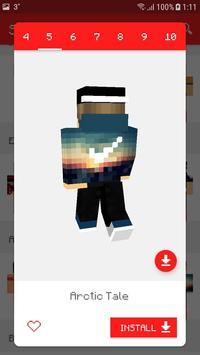 Skin Packs for Minecraft screenshot 13
