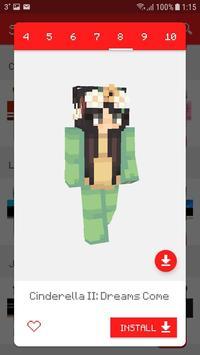 Skin Packs for Minecraft screenshot 14