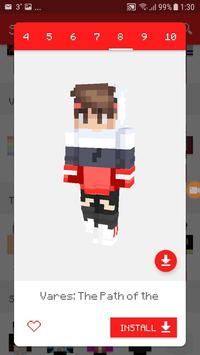 Skin Packs for Minecraft screenshot 15