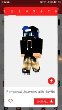 Skin Packs for Minecraft screenshot 16