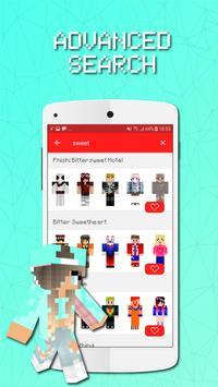 Skin Packs for Minecraft screenshot 1