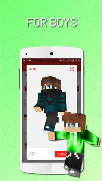 Skin Packs for Minecraft screenshot 2