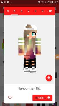 Skin Packs for Minecraft screenshot 9