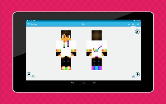 World of Skins apk screenshot
