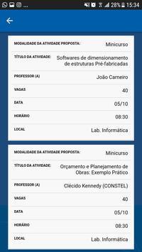 XIX Congresso Científico UnP apk screenshot