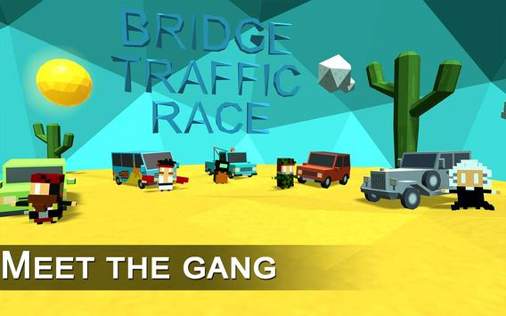 Bridge Traffic Race 🚙 poster