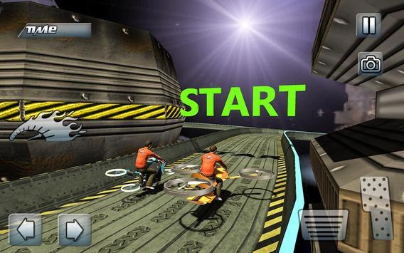 Hoverbike flying Beast Game apk screenshot