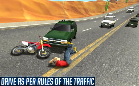 Traffic GT Bike Racer apk screenshot