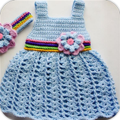 Crochet Baby Dress 2016 icon