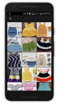 Crochet Baby Dress 2016 poster