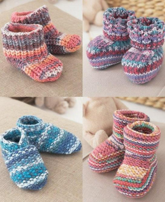 Crochet Baby Booties Tutorial For Android Apk Download