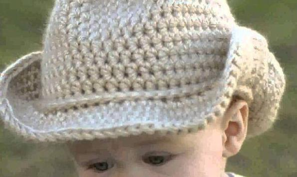 Crochet Baby Hat Patterns screenshot 5