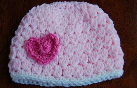Crochet Baby Hat Patterns screenshot 3