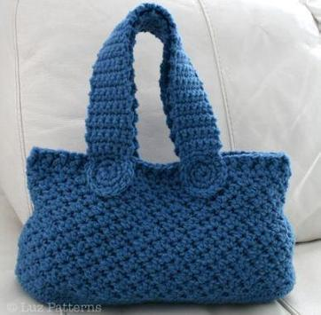 crochet bag patterns screenshot 1