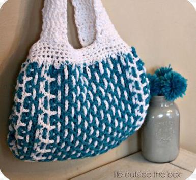 crochet bag patterns screenshot 2