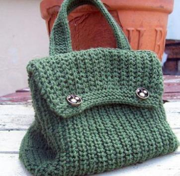crochet bag patterns screenshot 3