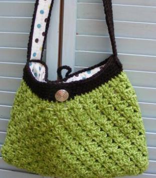 crochet bag patterns apk screenshot