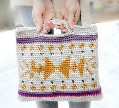 crochet bag patterns screenshot 5