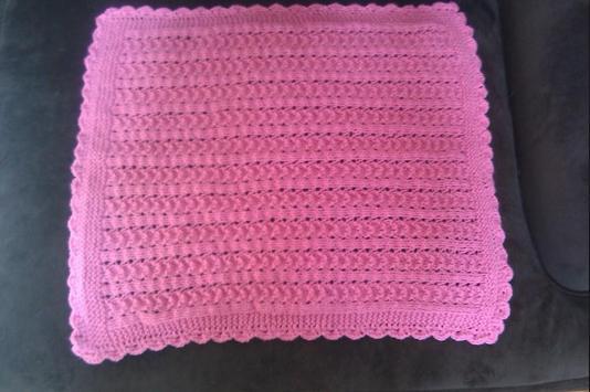 Crochet Blankets Ideas screenshot 3
