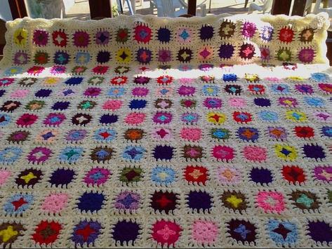 Crochet Blankets Ideas poster