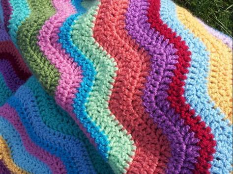 Crochet Blankets Ideas screenshot 4