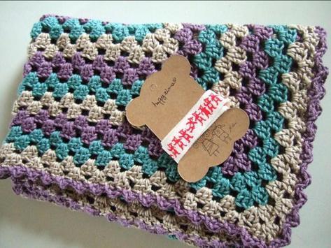 Crochet Blankets Ideas screenshot 5