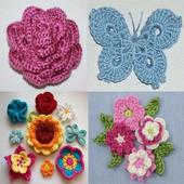 crochet designs icon