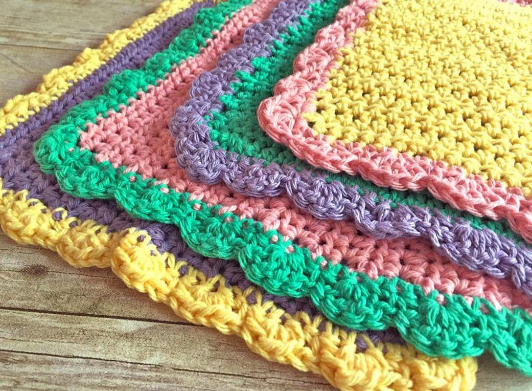 Crochet Dishcloth Patterns For Android Apk Download