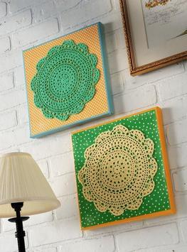 Crochet Doilies Idea poster