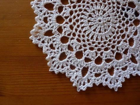 Crochet Doilies Idea screenshot 1