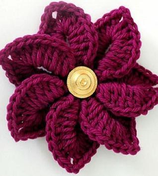 Crochet Flowers Ideas screenshot 5