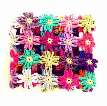 Crochet Flowers Ideas poster