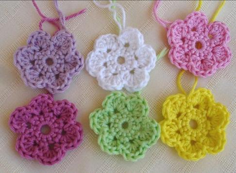 Crochet Flowers Ideas screenshot 2