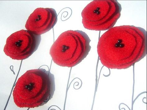 Crochet Flowers Ideas screenshot 3
