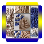 crochet hats for babies icon