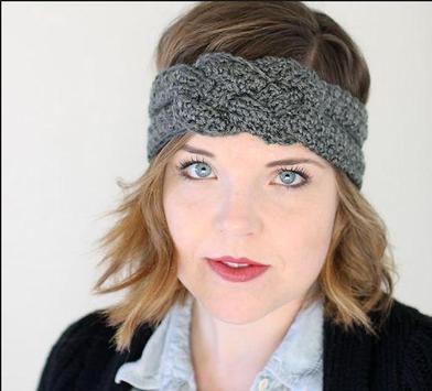 crochet headband patterns screenshot 3