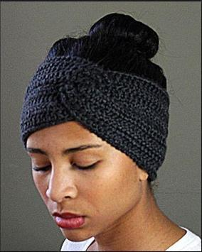 crochet headband patterns screenshot 2