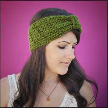 crochet headband patterns screenshot 5