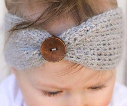 crochet headband patterns poster