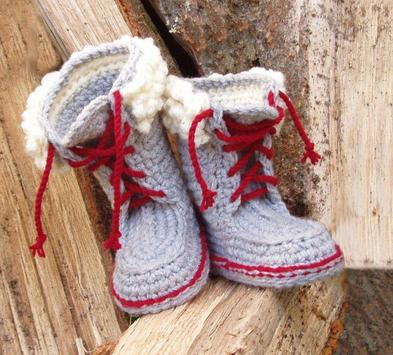 crochet kid boots screenshot 4