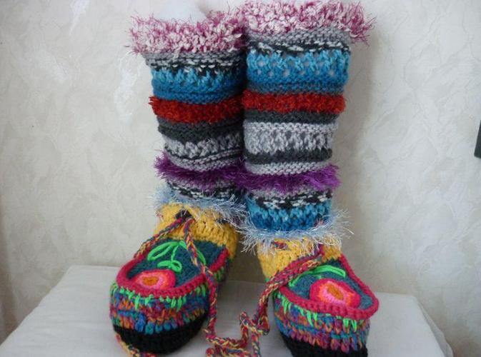 Pantuflas patrón crochet for Android - APK Download