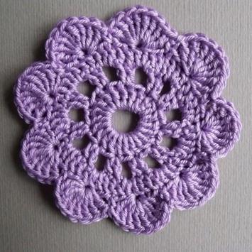 crochet pattern free poster