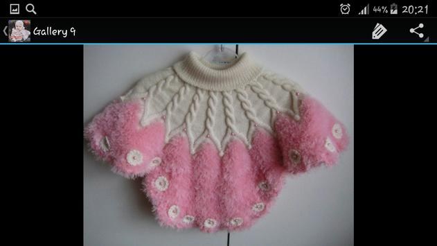 Crochet Pattern Baby Poncho APK Download - Free Lifestyle APP for ...