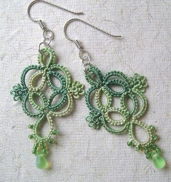 crochet pattern jewelry screenshot 3
